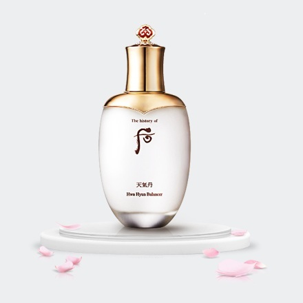 The Whoo Cheongidan Radiant Rejuvenating Balancer [150ml] 后 天气丹 华泫平衡水