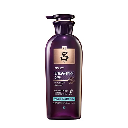 Ryo Anti-Hair Loss Shampoo [For Sensitive Scalp] [400ml] 吕 经典防脱系列 洗发水【敏感头皮】